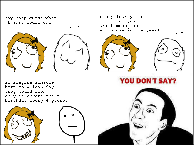 [Image - 210159] | You Don't Say? | Know Your Meme  Funny