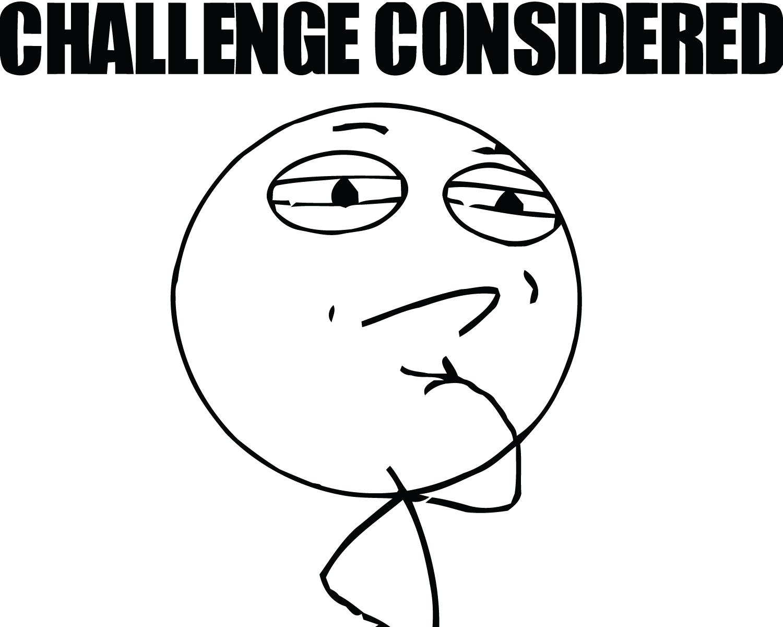 meme faces challenge denied - photo #29