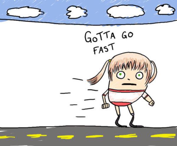 [Image - 274034]   Gotta Go Fast   Know Your Meme