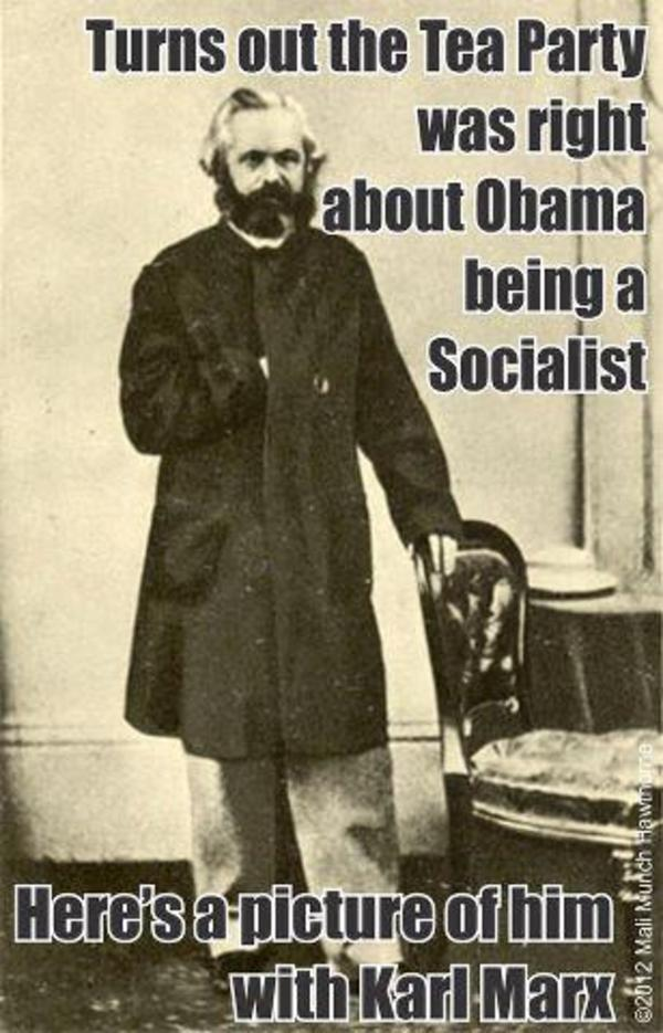 And Now Proof That Obama Is A Socialist Clint Eastwood