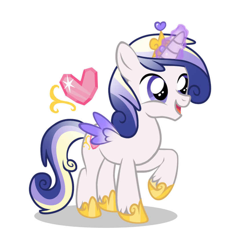 Shining Armor x Princess Cadence   My Little Pony ... - photo#19