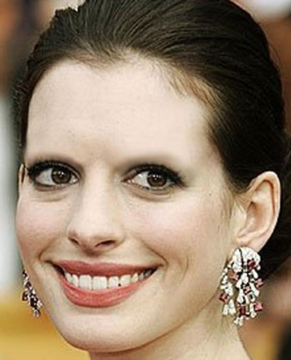 Anne Hathaway People: Celebrities Without Eyebrows
