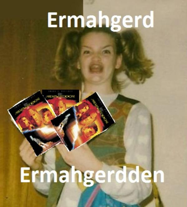 Ermahgerd Ermahgerdden | Ermahgerd | Know Your Meme
