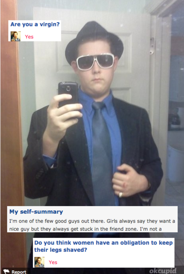 Dating profiles for guys
