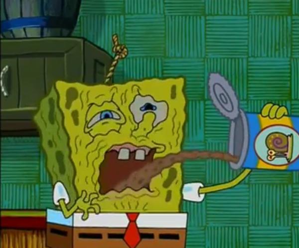 Bleh Spongebob Squarepants Know Your Meme