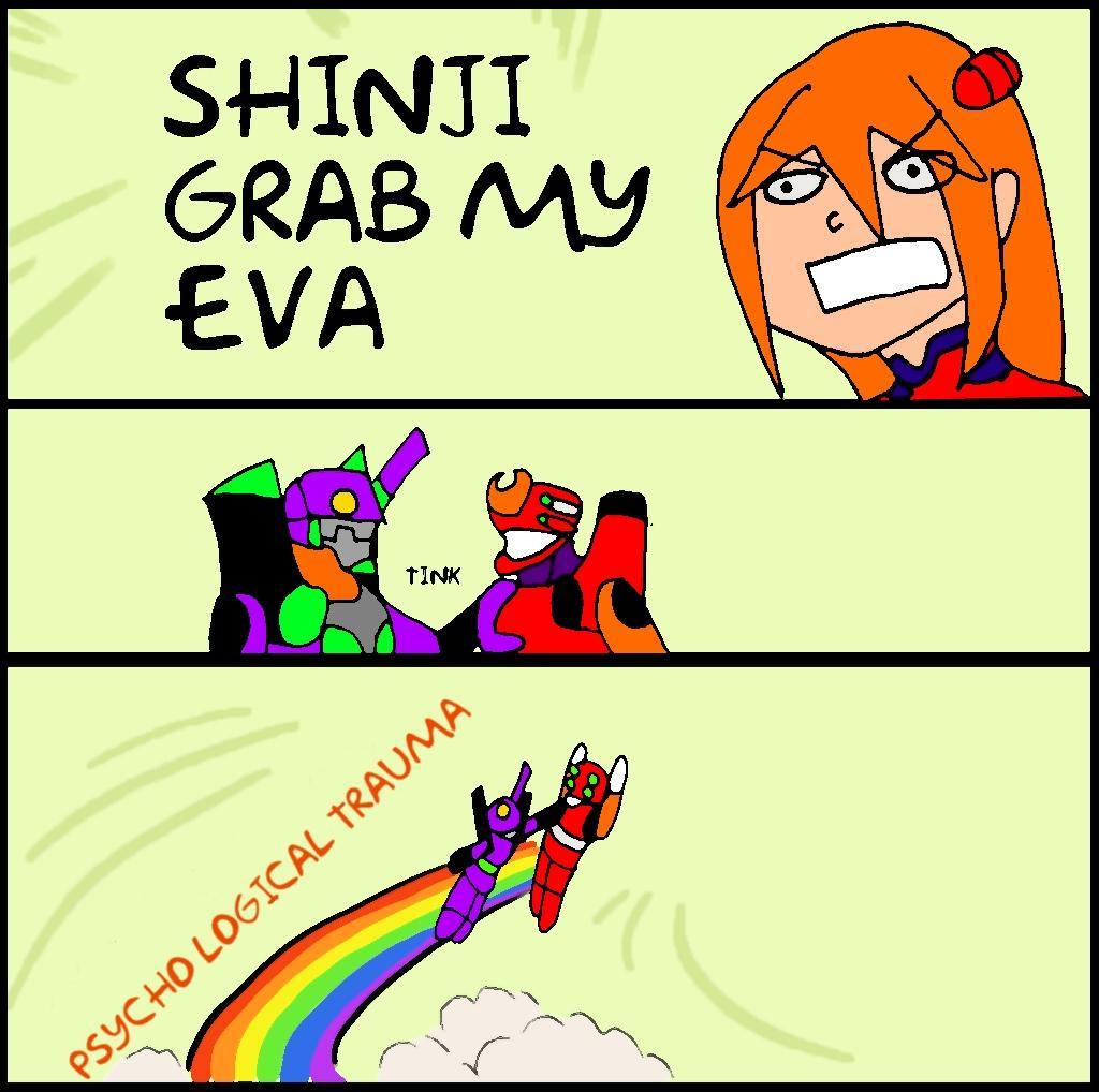 Funnyjunk Know Your Meme : Image neon genesis evangelion know your meme