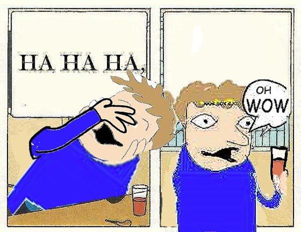 hahaha oh wow meme - photo #3