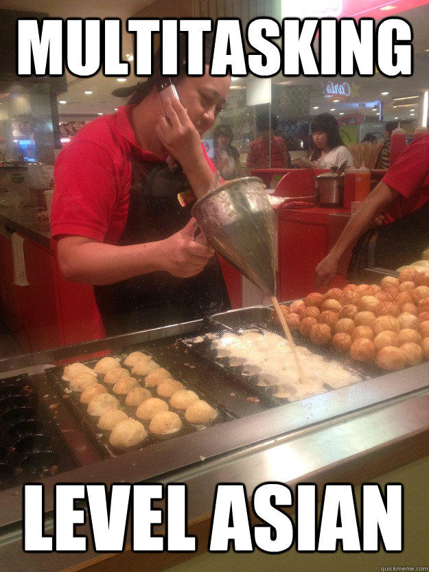 Image Gallery level asian meme