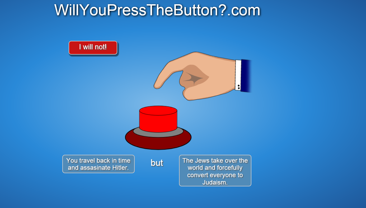 [Image - 622012] | Will You Press The Button? | Know Your Meme