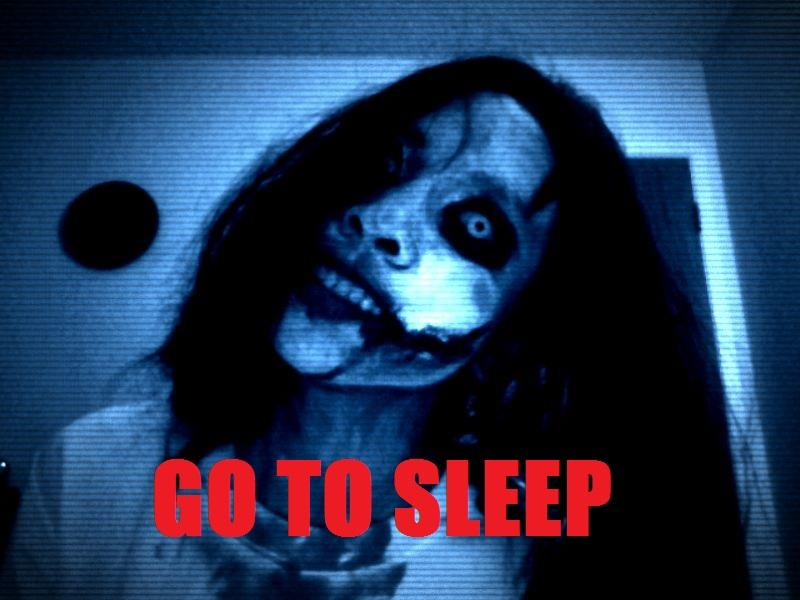 GO TO SLEEP | Jeff the Killer | Know Your Meme