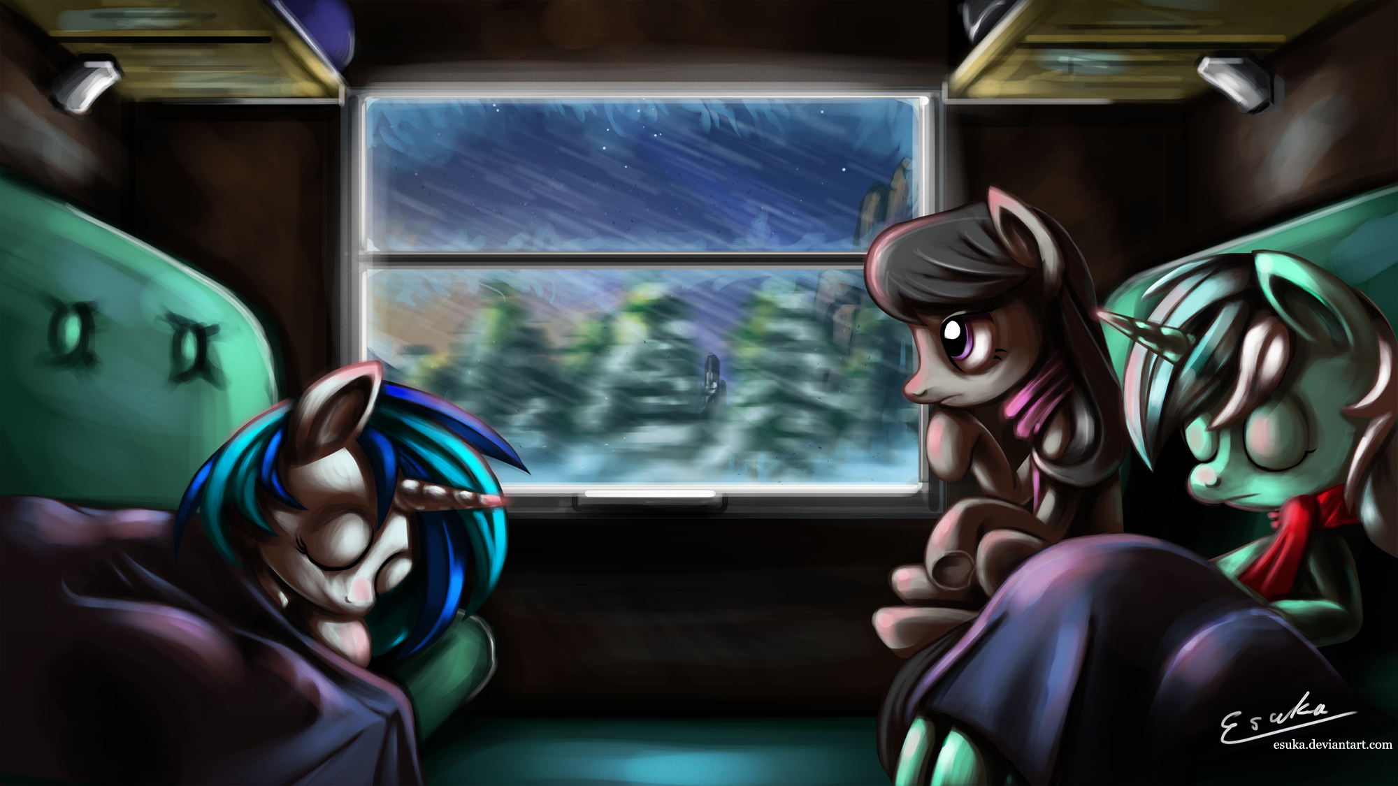 No Rest For The Weary My Little Pony Friendship Is
