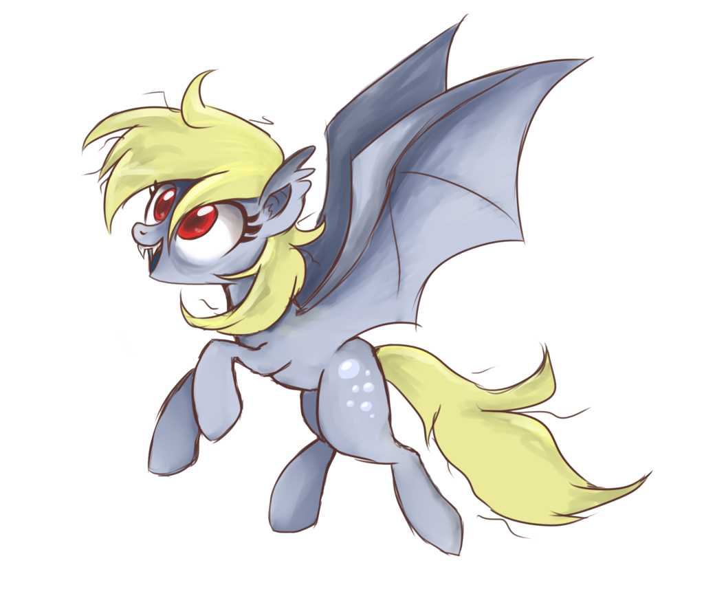 my little pony friendship is magic vampire fruit bats