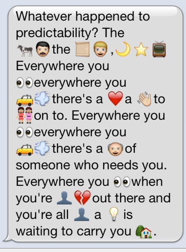 stranger chat girls emoji