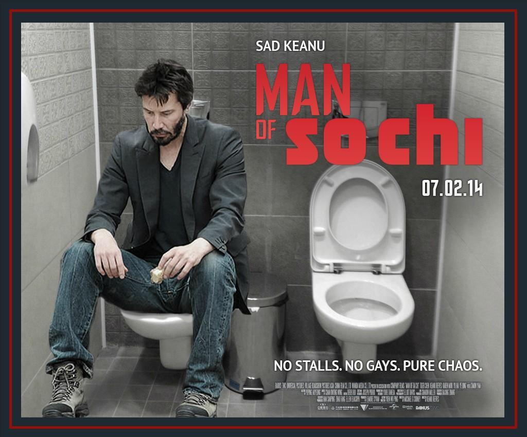 Man of So chi | Keanu Is Sad / Sad Keanu | Know Your Meme
