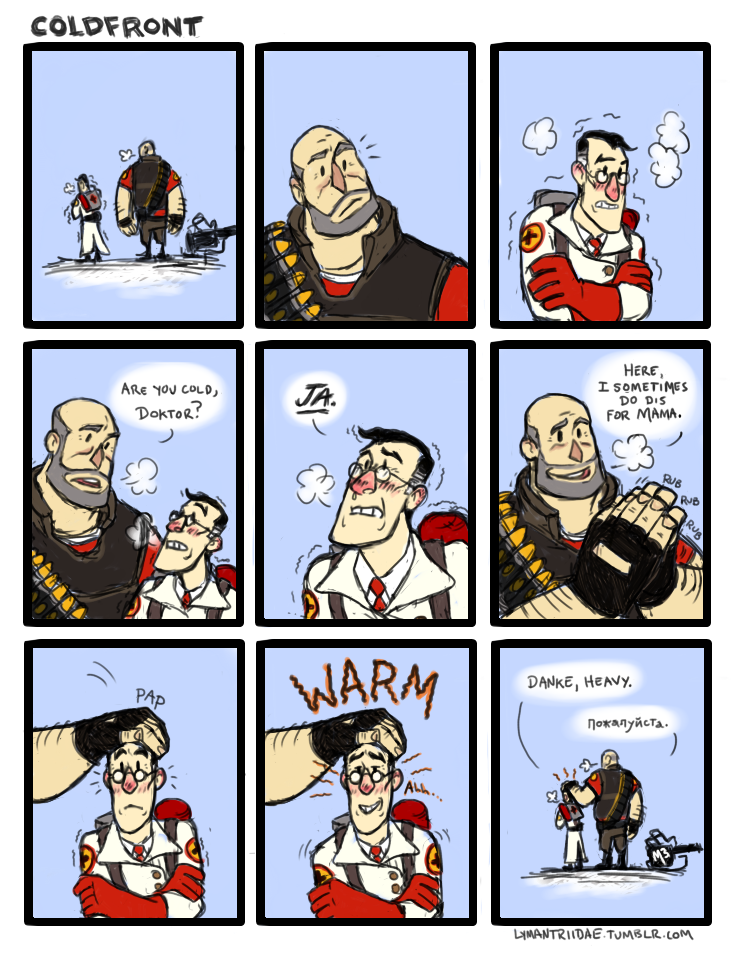 Warmpap Team Fortress 2 Know Your Meme