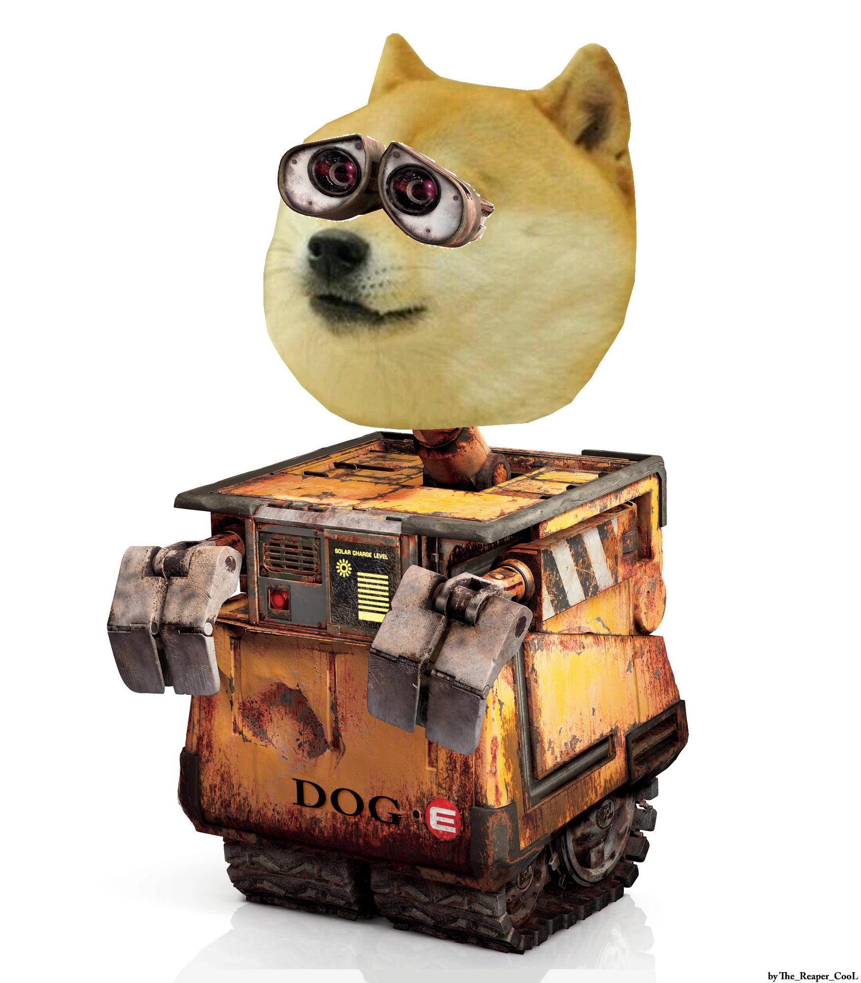 Dog-E | Doge | Know Your Meme