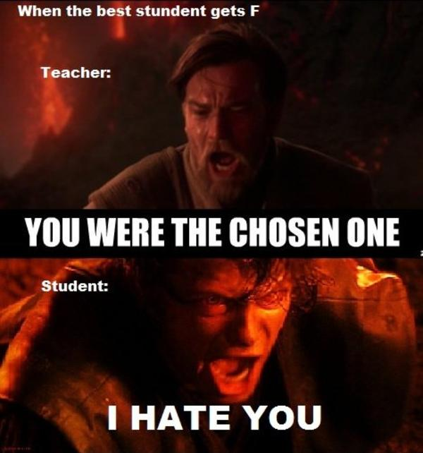 image 727373 you were the chosen one know your meme