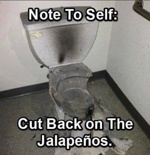 Burnt Broken Toilet Know Your Meme