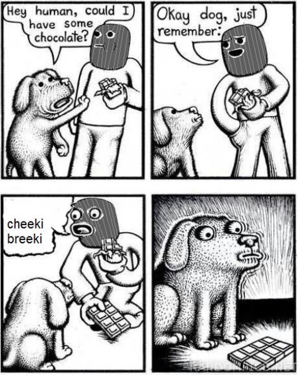 Cheeki Breeki: Image Gallery | Know Your Meme