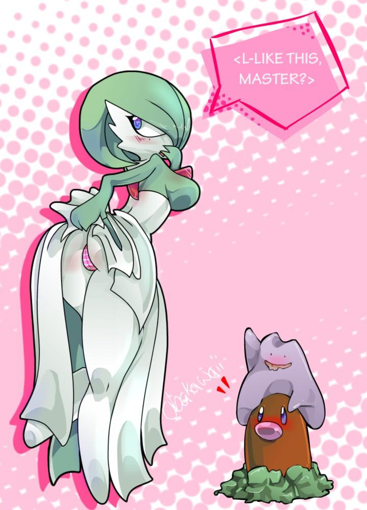 Routine Panty Inspection | Gardevoir | Know Your Meme