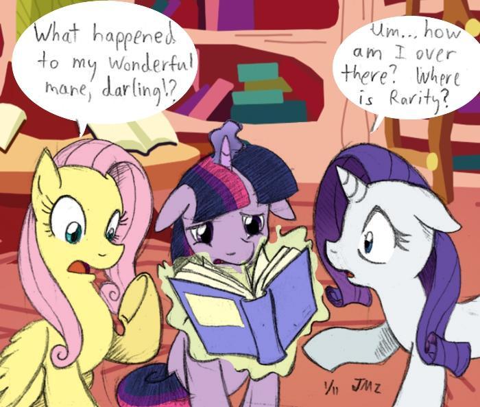 Body Swap | My Little Pony: Friendship is Magic | Know ...