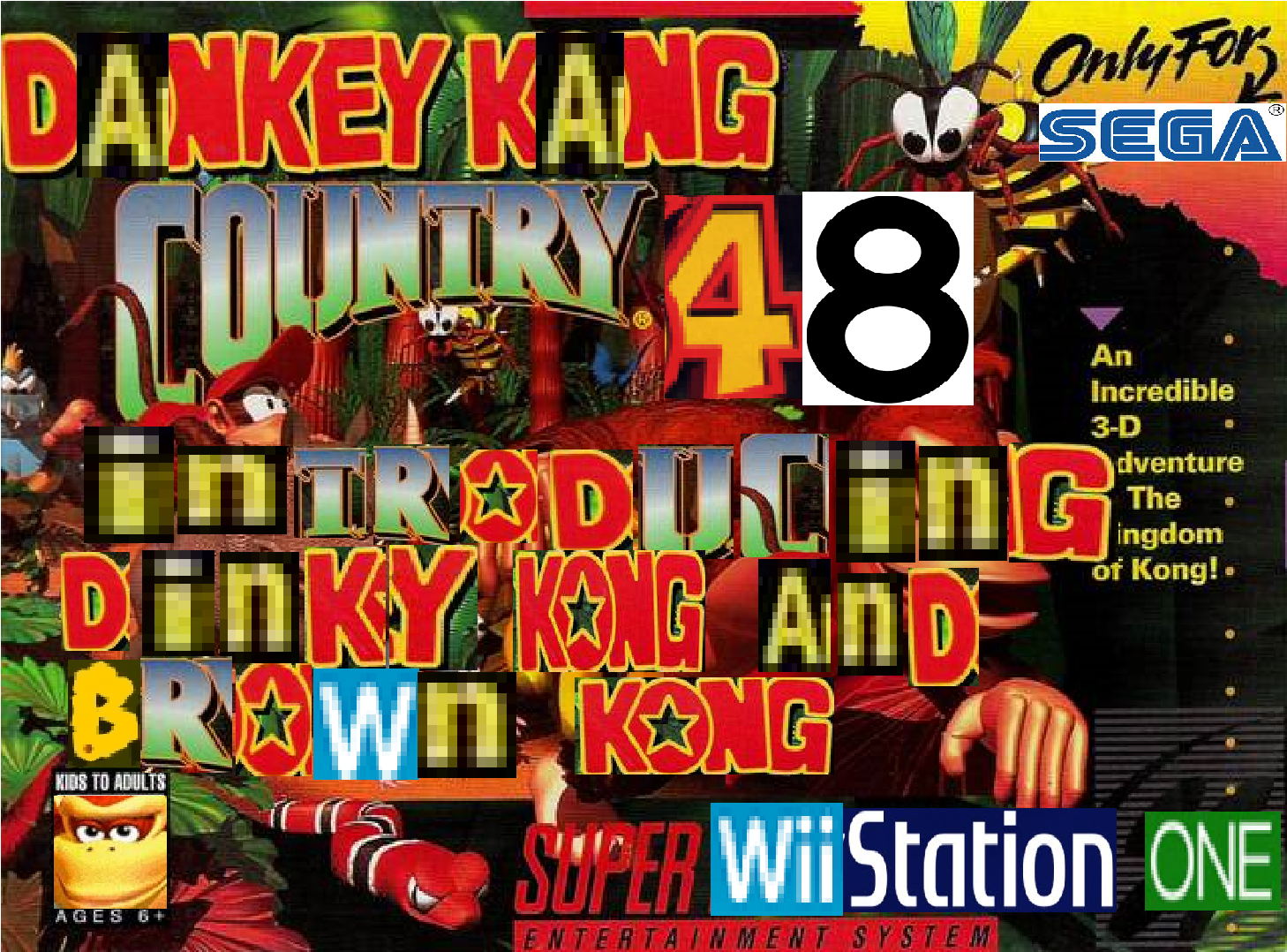 dankey kang country 48 expand dong know your meme