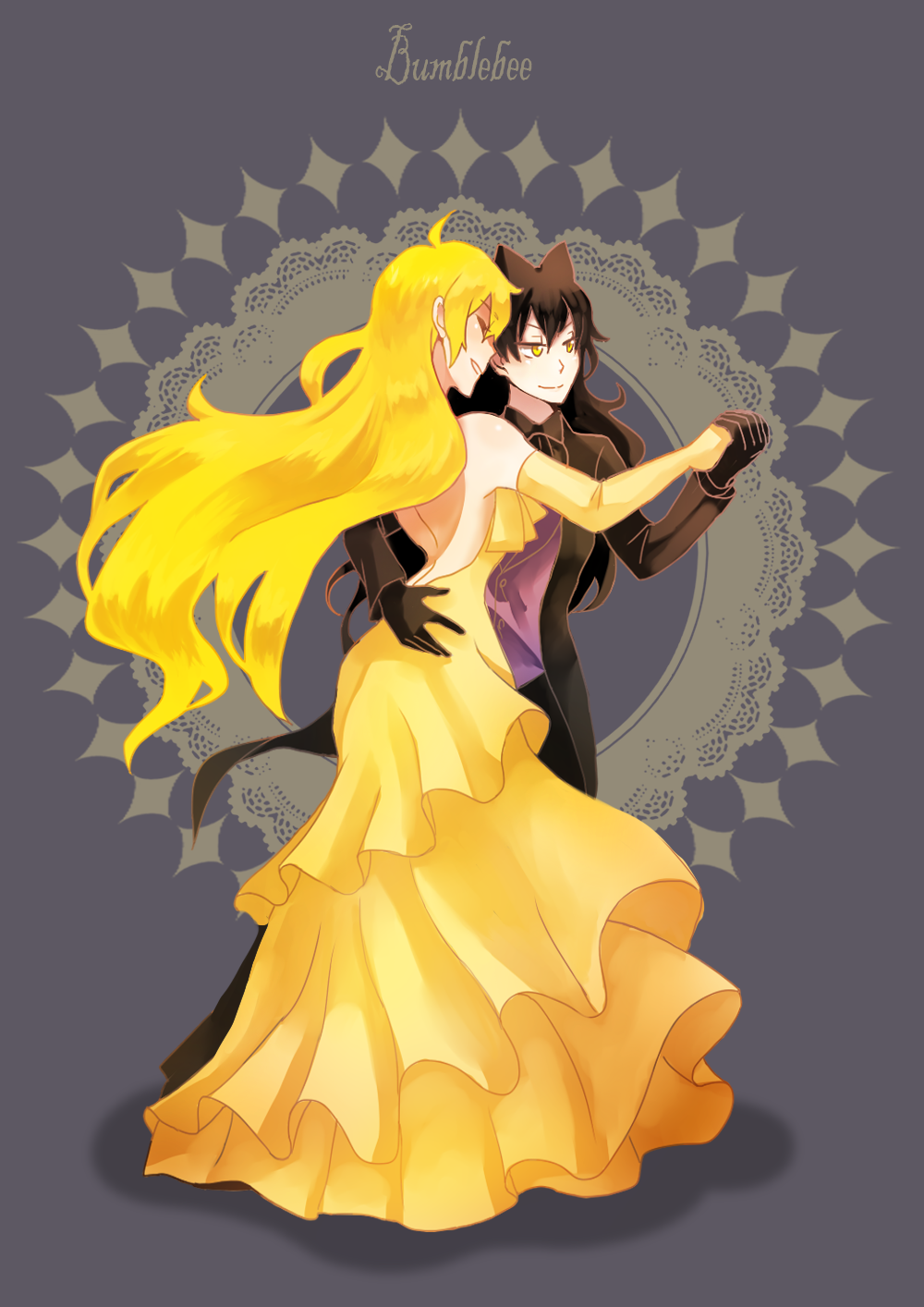 Beauty And The Beast. But Which Is Which?   RWBY   Know ...