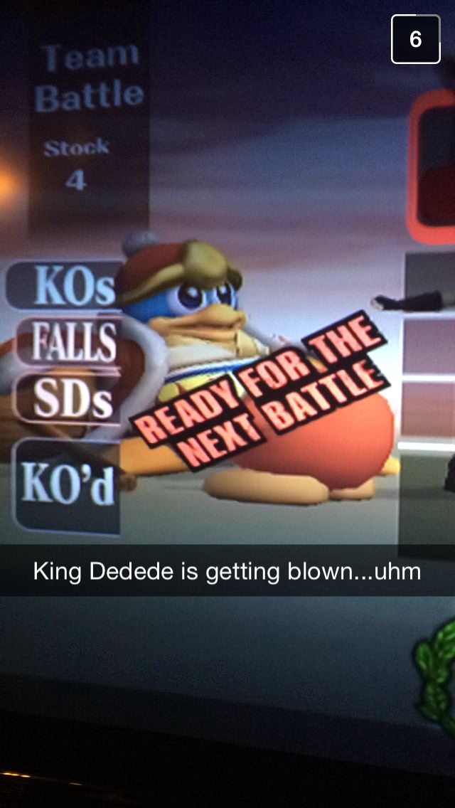 King Dedede Have Fun Super Smash Brothers Know Your Meme