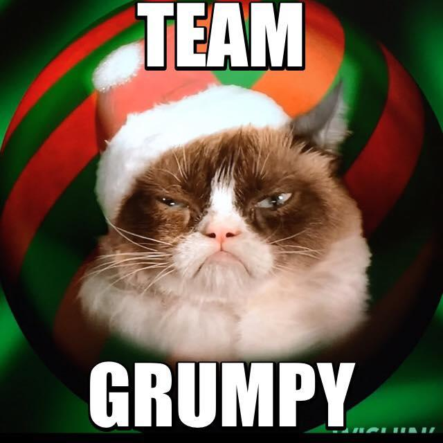 Team Grumpy Cat, Christmas Edition | Grumpy Cat | Know ...