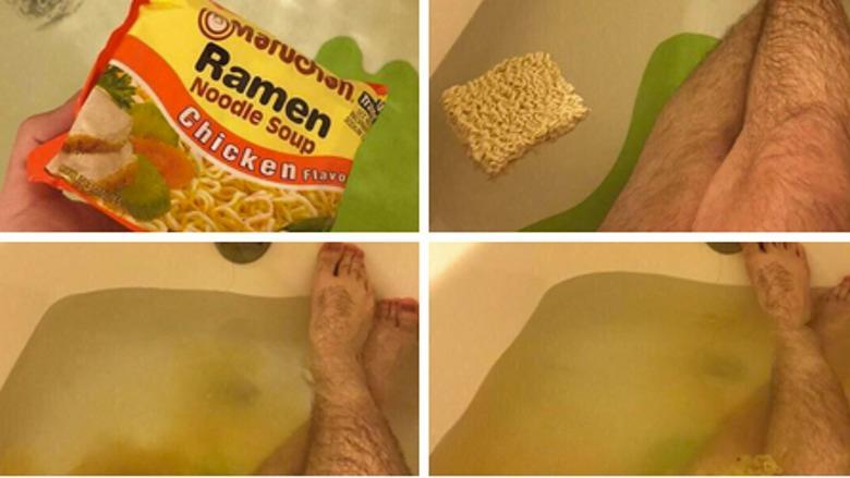 Ramen Bath Bomb Bath Bombs Know Your Meme