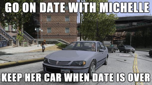 GTA 4 Online Dating  GTA IV  GTAForums