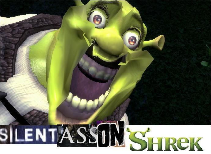 Shrek Ass 6