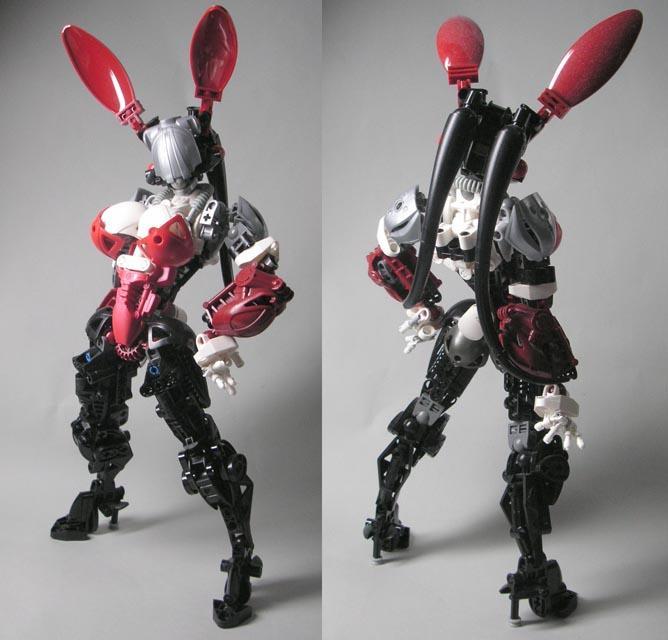 Entendre salope toys bionicles
