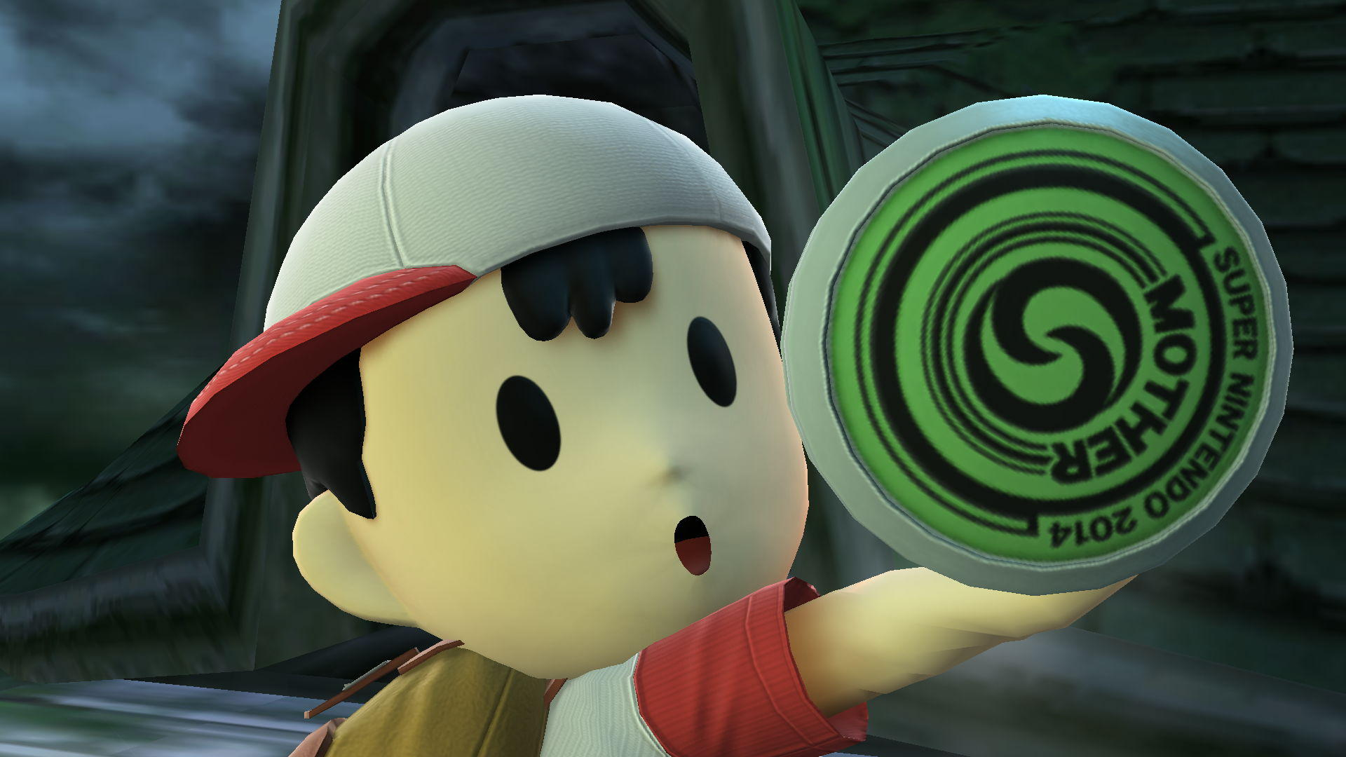 Ness Yoyo Super Smash Brothers Know Your Meme