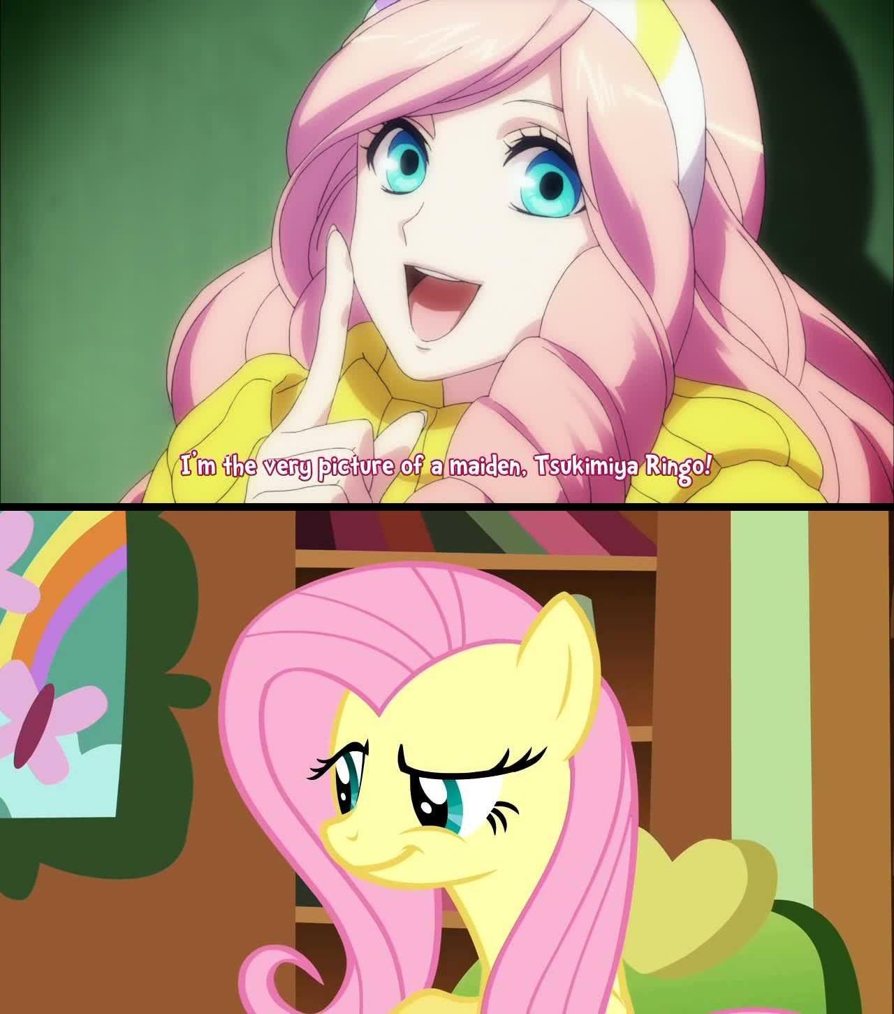 Humanized Futashy? | My Little Pony: Friendship is Magic ...