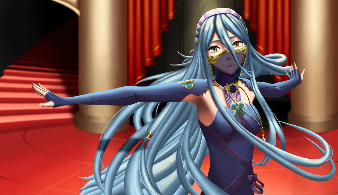 azura and camilla wallpaper - photo #6