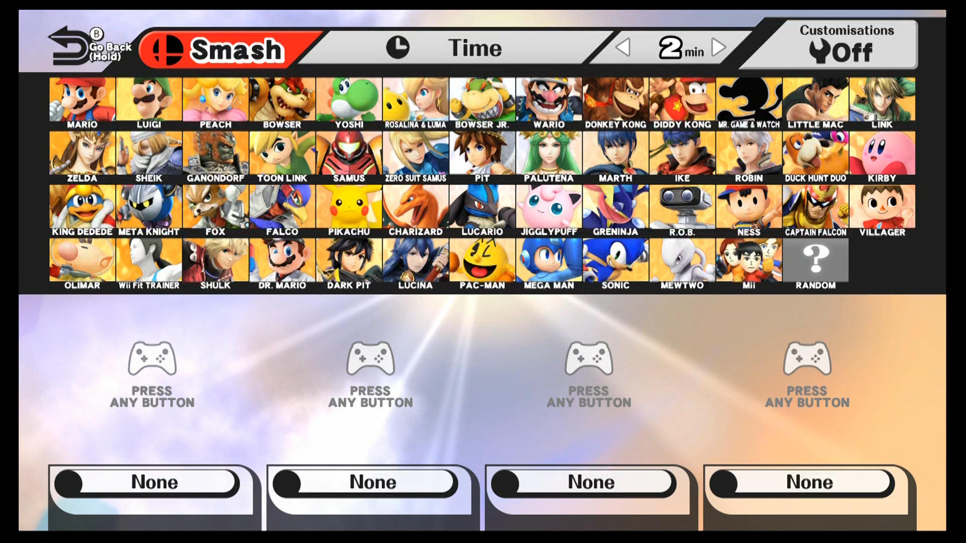 how to create a new modpack smash 4