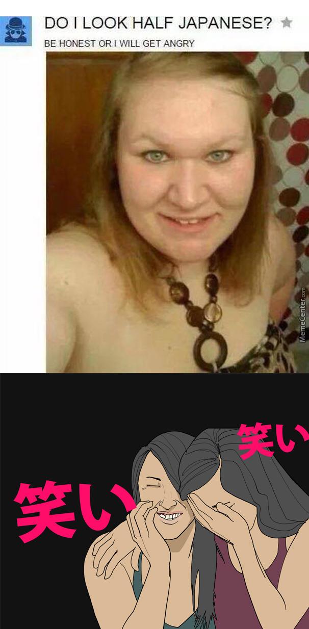 Asian girl meme