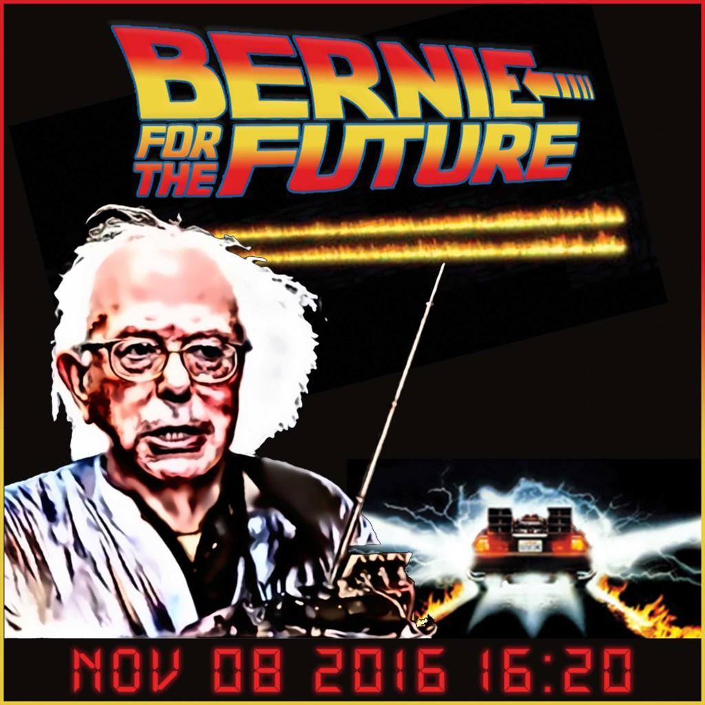 Bernie For The Future | Bernie Sanders | Know Your Meme