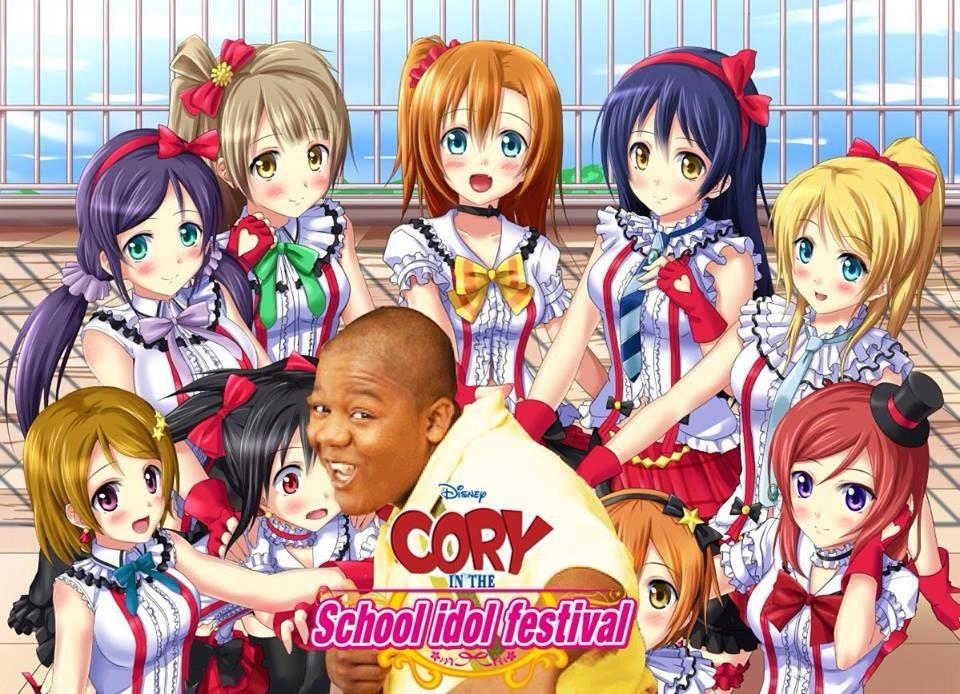 cory in the house porn
