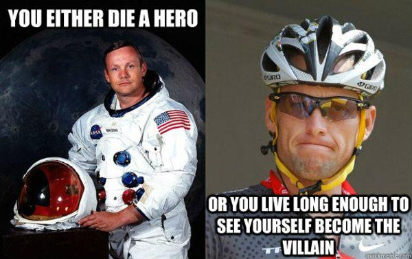 lance armstrong hero You have probably never heard of scott mercier, a little-known former professional cyclist yet his name came up time and time again during the united states anti.
