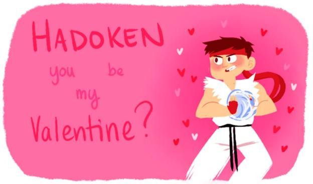 Ryus valentine card Valentines Day Ecards – E Valentine Card