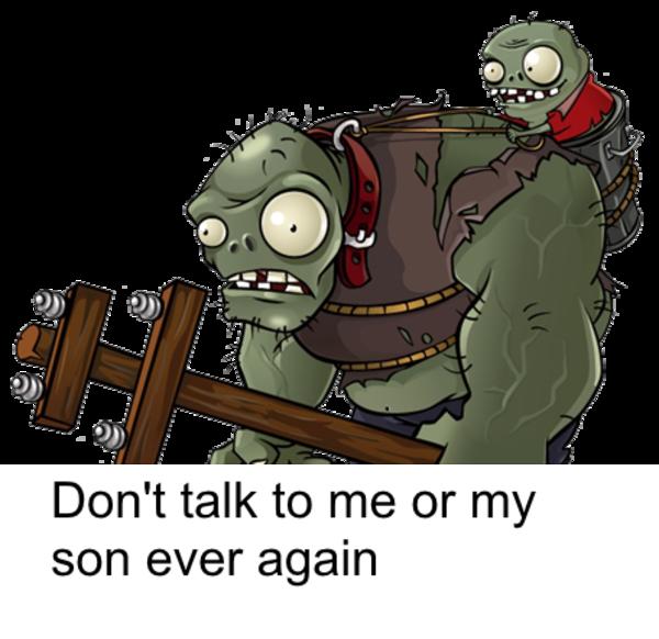 Double me vs my son the