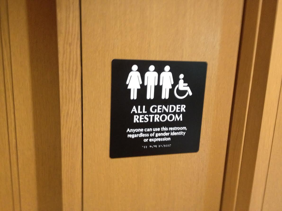 all gender restroom | transgender bathroom debate | know your meme