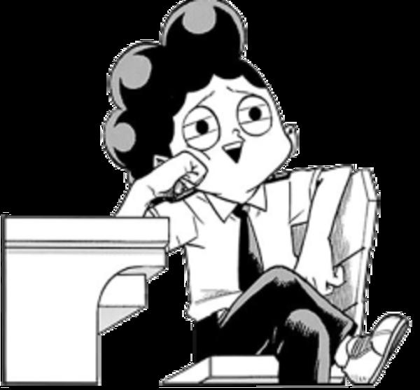 Mineta   Boku no Hero Academia   Know Your Meme