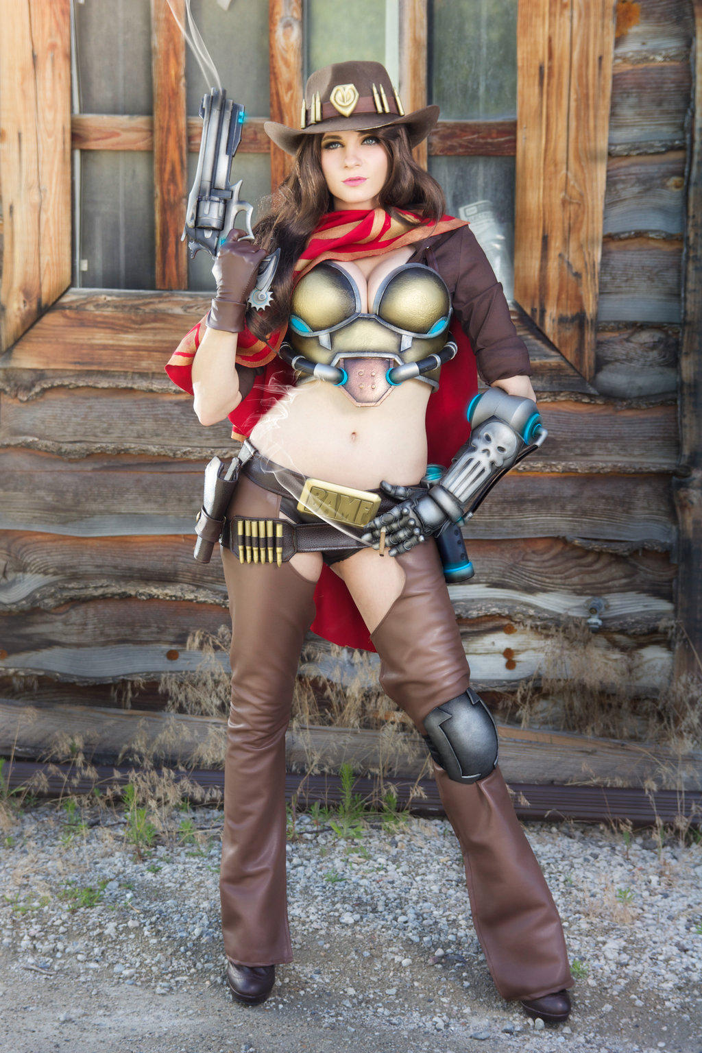 McCree Cosplay By Andyrae