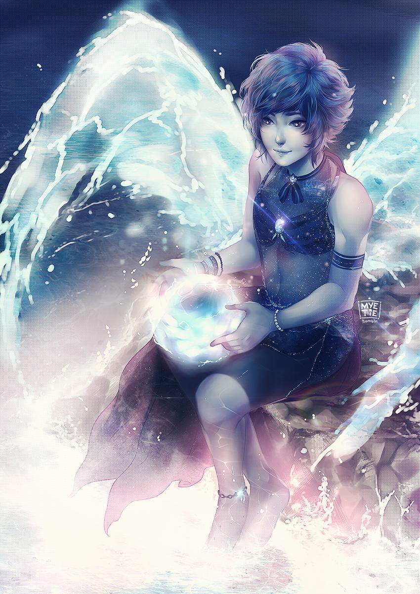 Detailed Lapis | Steven Universe