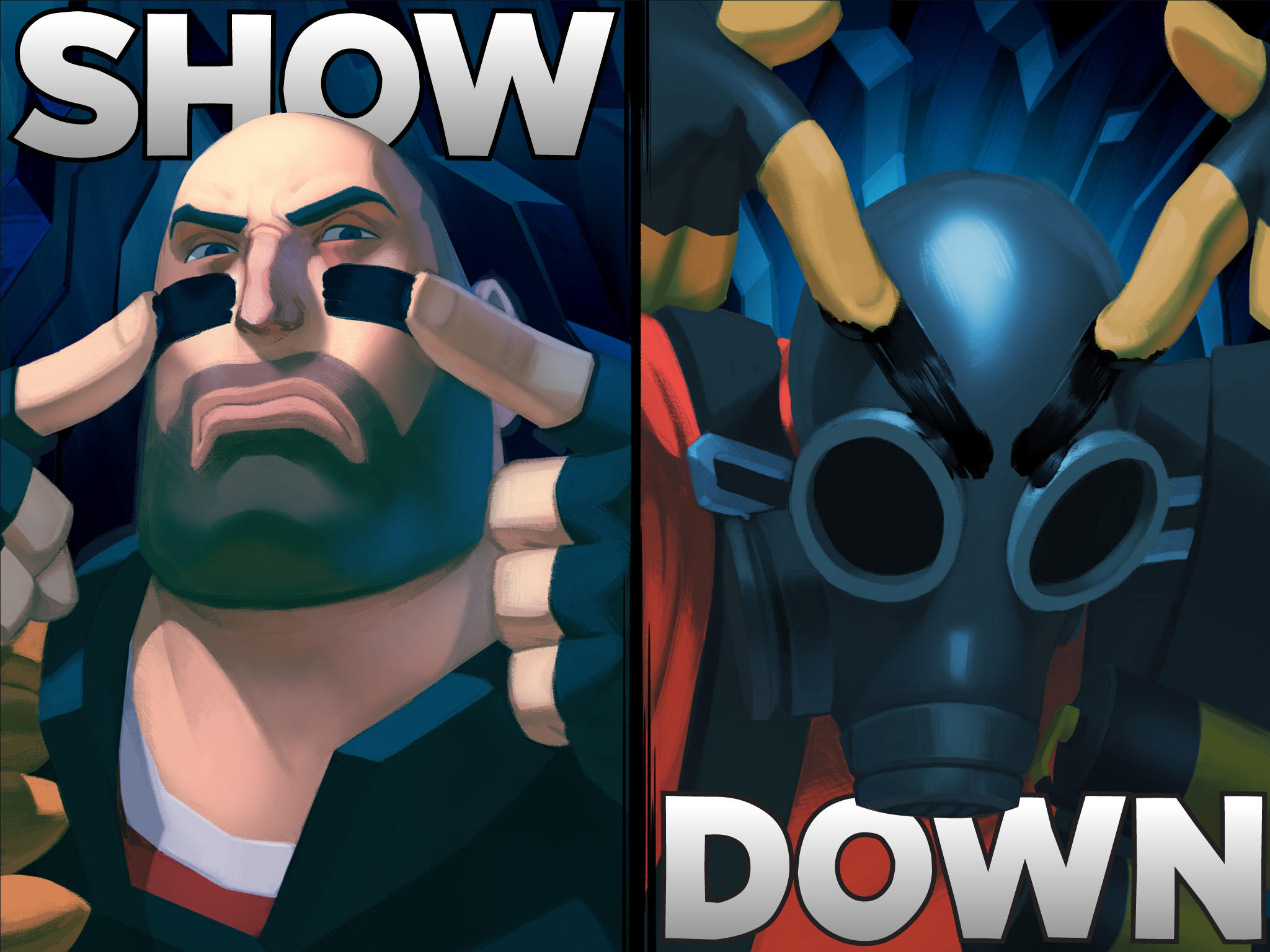 The Showdown Comic Team Fortress 2 Know Your Meme