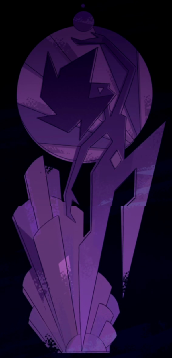 Pink diamond steven universe know your meme for Yellow diamond mural