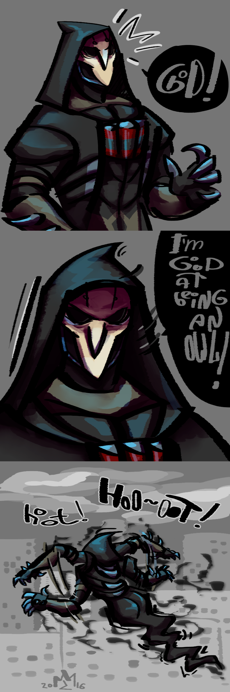 Owl Overwatch